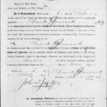 Frank Janecek Declaration of Intention