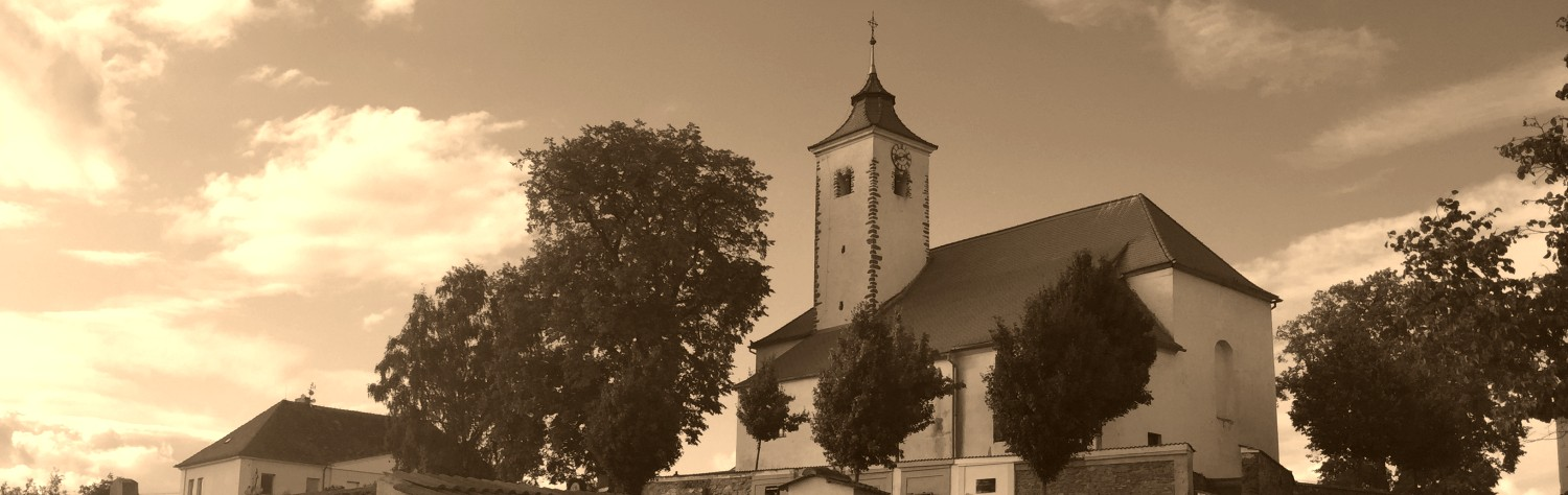 Maly Bor - Mary Magdalena Roman Catholic Church