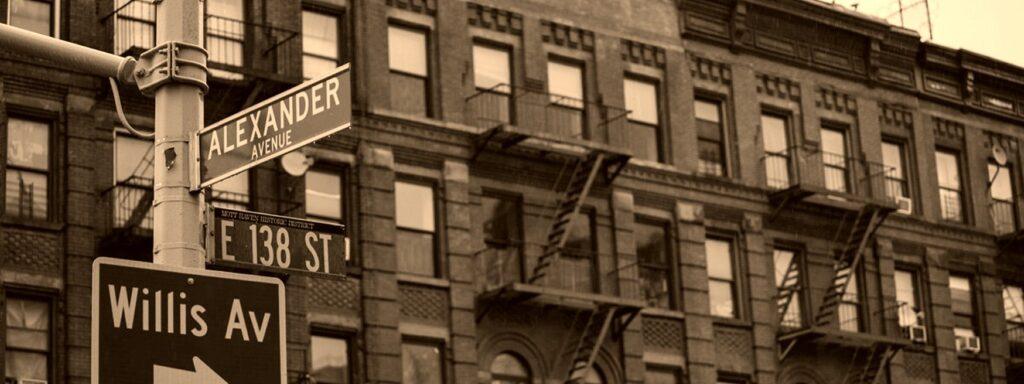 Mott Haven - Bronx New York